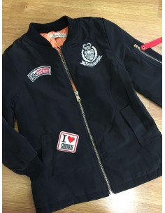 Bombers Patch Long Fille