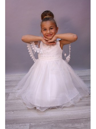 Robe Princesse Challe 8021 Fille