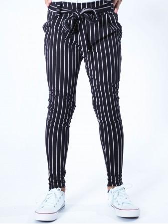Pantalon rayure ceinture Slim fille 2 A 14ANS