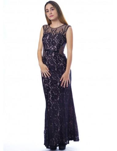 Robe Ceremonie Charme Noire 9135 Femme Www Zerda Boutique Com Mode Fashion Pas Cher Femme Zerda Boutique Beziers