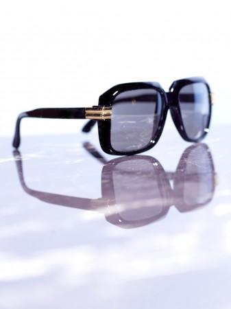 Lunettes de soleil Noir/Noir Homme