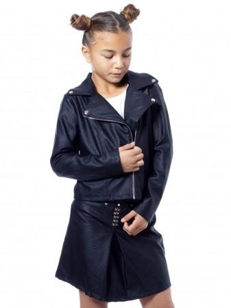 Blazer 2910 Noir Fille 4 à 14 ans