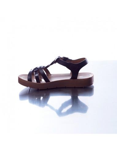 Sandale H3 Noire du 25 au 36 Fille