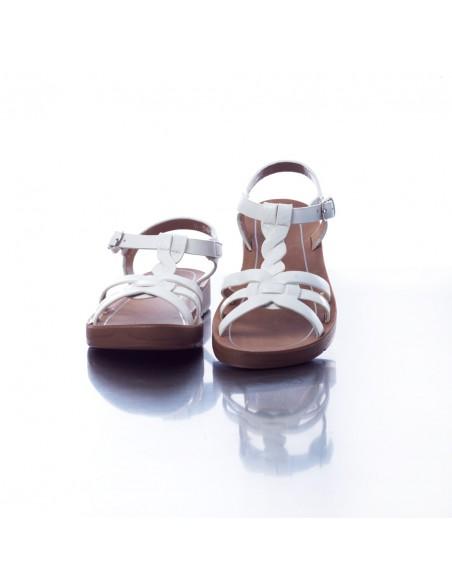 Sandale H3 Blanche du 25 au 36 Fille