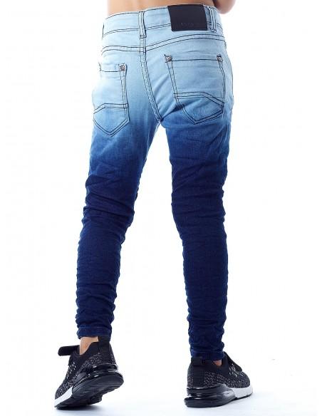 Jeans 96272 BLEU Garçon4 à 14ans