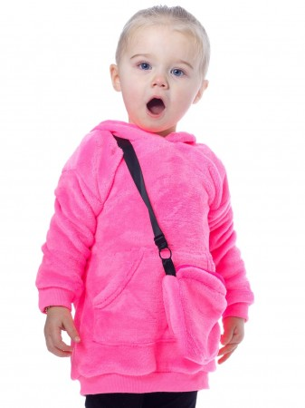 Tunique Fluo 19BF175 Rose Baby 6mois/4ans