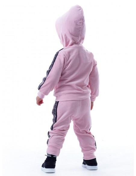 Jogging Strass BF188 ROSE Baby 6mois/4ans Ensembles Fille du 3 au 24 mois -  ZERDA BOUTIQUE - Mode