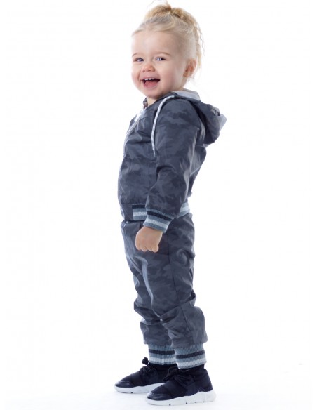 Jogging réfléchissant BG049 Baby 6mois/4ans