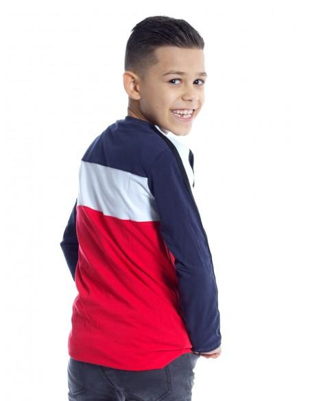 T-SHIRT SUPER P62 ROUGE T-shirts Garçon du 2 au 14 ans -  ZERDA BOUTIQUE - Mode pas cher
