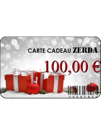 Carte cadeau Noël-100