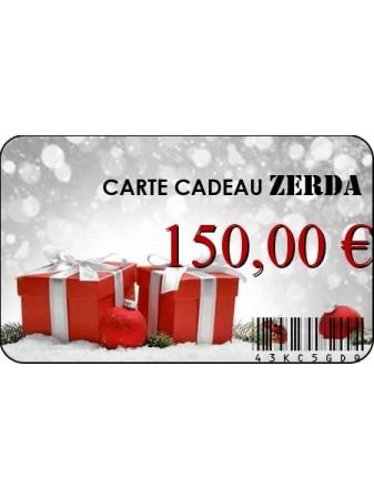 Carte cadeau Noël-150