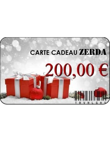 Carte cadeau Noël-200