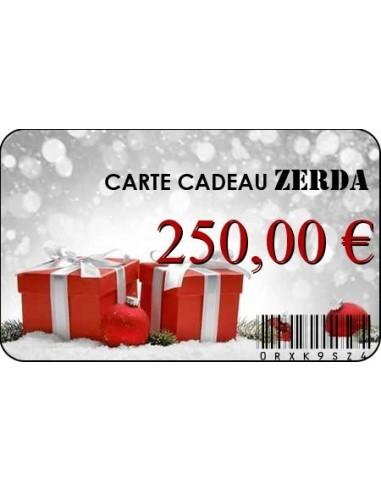 Carte cadeau Noël-250