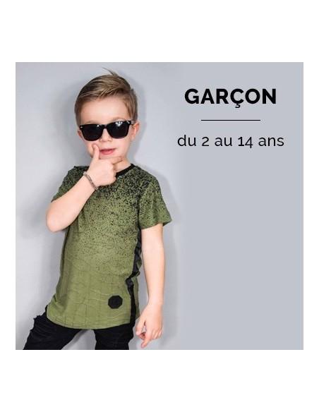 GARÇON DU 2 AU 14 ANS